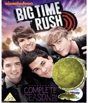 Mejor Comedia Juvenil-(Big Time Rush)