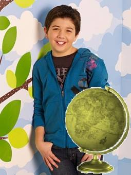 Mejor Actor Infantil del Año-(Bradley Steven Perry)