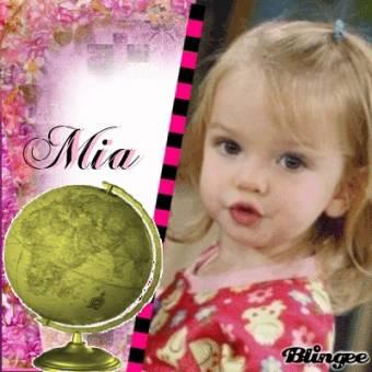 Mejor Actriz Infantil del Año-(Mia Talerico)