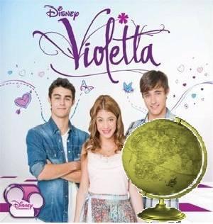 Mejor Telenovela Juvenil del A�o-(Violetta)