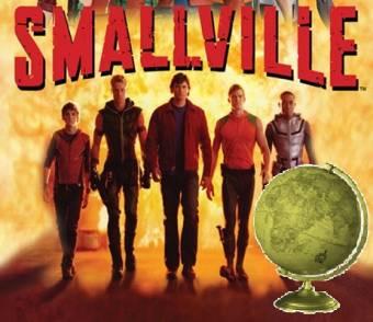 Mejor Serie de Accion del Año-(Smalville)