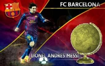 Mejor Jugador de Futbol del A�o-(Lionel Messi)