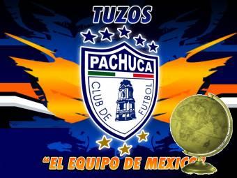 Mejor Club de Futbol de CONCACAF-(Pachuca FC)