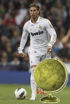 Mejor Defensa de Futbol del a�o-(Sergio Ramos)