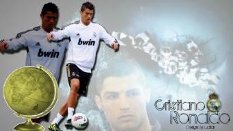 Mejor Delantero de Futbol del Año-(Cristiano Ronaldo)