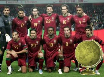 Mejor Seleccion de Futbol de UEFA-(Portugal)