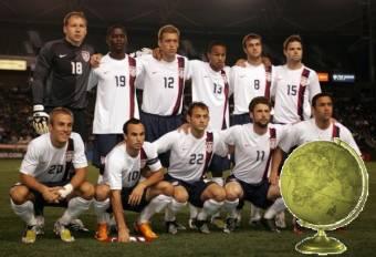 Mejor Selecci�n de Futbol de CONCACAF-(Estados Unidos)