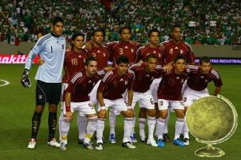 Mejor Selección de Futbol de CONMEBOL-(Venezuela)