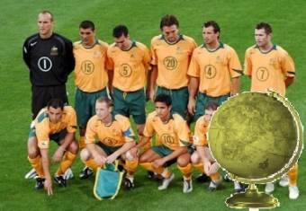 Mejor Selección de Futbol de OFC-(Australia)