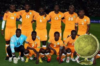 Mejor Selección de Futbol CAF-(Costa de Marfil)