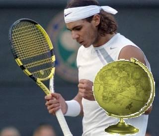 Mejor Tenista del A�o-(Rafael Nadal)