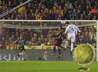 Gol Del Año-(Cristiano Ronaldo/Final de Vuelta de la Copa del Rey 2012)