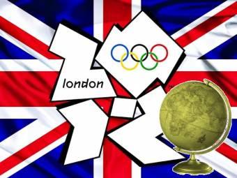 Evento Deportivo del A�o-(Olimpiadas Londres 2012)