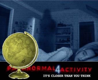 Mejor Film de Horror del a�o-(Actividad Paranormal 4)