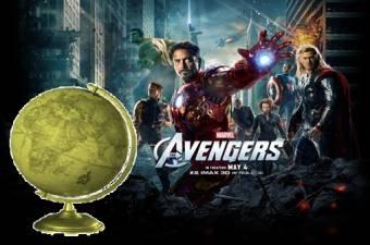 Mejores Efectos Especiales-(The Avengers)