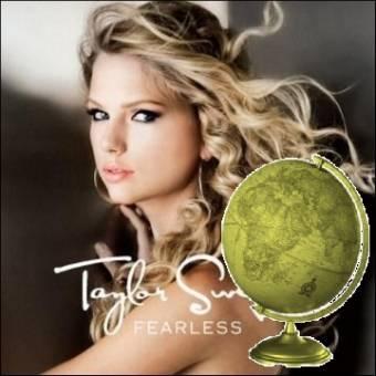 Mejor Artista Femenina Internacional-(Taylor Swift)