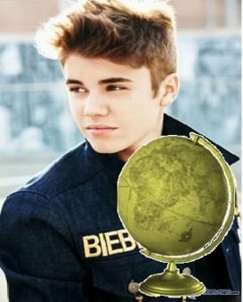 Mejor Artista Masculino Internacional-(Justin Bieber)