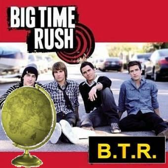 Mejor Grupo Internacional del Año-(Big Time Rush)
