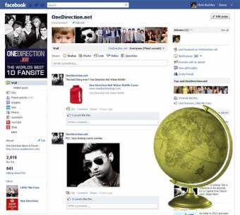 Artista + Social del Año-(One Direction)