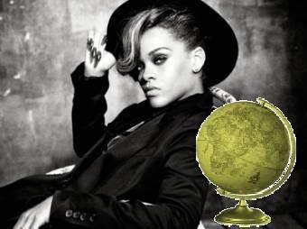 Mejor Push del A�o-(Rihanna)