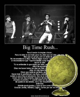 Mejores Fans del Mundo-(Rushers-Big Time Rush)