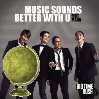 Cancion Internacional del A�o-(Music Sounds Better With U-Big Time Rush)