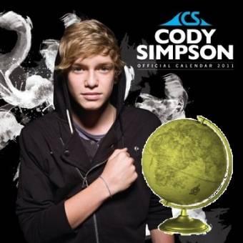 Mejor Nuevo Artista-(Cody Simpson)