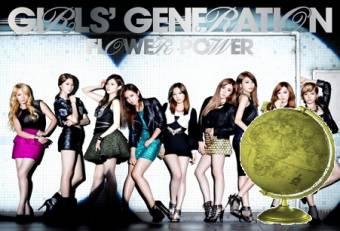 Mejor Grupo K-Pop Femenino-(Girls Generation)