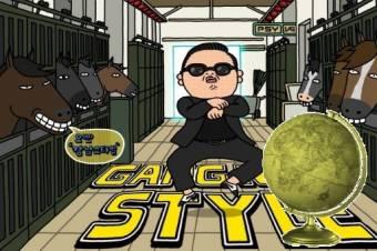 Mejor Cancion y Video K-Pop del A�o-(Gangnam Style-PSY)