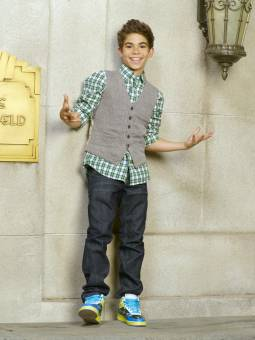 cameron boyce))chico normal