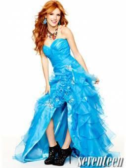 Tiene un vestido que es lo mas