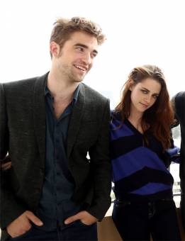 robert pattinson y kristean stewart