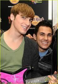 Kendall y Carlos