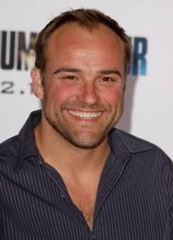 Jerry Russo--David DeLuise--41 a�os