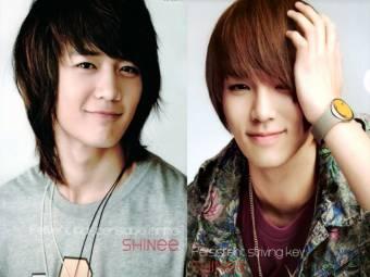 MINHO Y KEY = SHINee