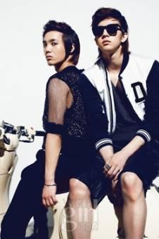 MIR Y CHEON DUNG = MBLAQ