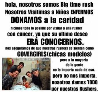 Big Time rush - Los premios no asen la fama .