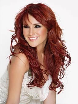 Rojo: Representando al pelo rojo, Dulce Mar�a