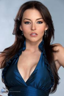 ANGELIQUE BOYER LA MAS HERMOSA
