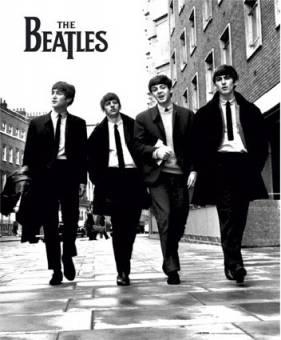 Portada de 1er Album de The Beatles el cual los lazo a la fama.