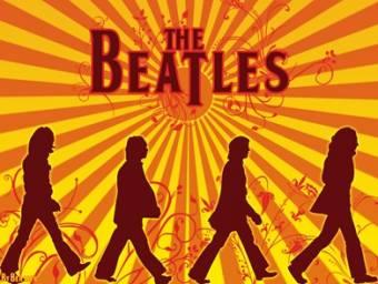 Portada dle 2do album The Beatles el cual los consagro.