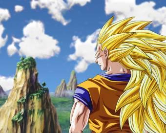 Mega Guerrero Goku