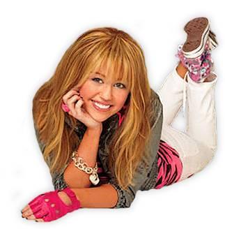 Hanna Montana- Miley Cruz