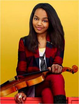 China Anne McClain-Programa de Talentos-