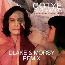 somebody that i used to know (goyte ft. kimbra)