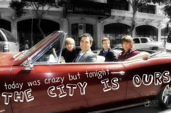 big time rush the city is ours