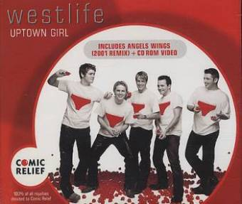 Westlife - Uptown Girl (2001)