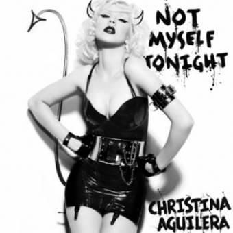 Christina Aguilera - Not Myself Tonight (2010)