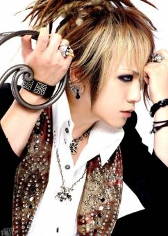 Ruki ( THE GAZETTE )