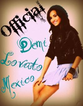 Official Demi Lovato Mexico.
